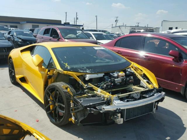 Salvage Lamborghini Cars For Sale And Auction