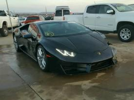 Lamborghini Salvage For Sale In California