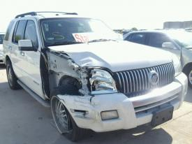 Salvage Mercury Mountaineer
